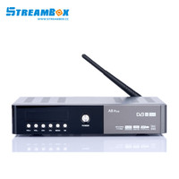IKS odbiornik Smart tv box android odbiornik satelitarny DVB-S2 vu + T2 + C Mocy biss key i tandberg Hi 3796 android tv box