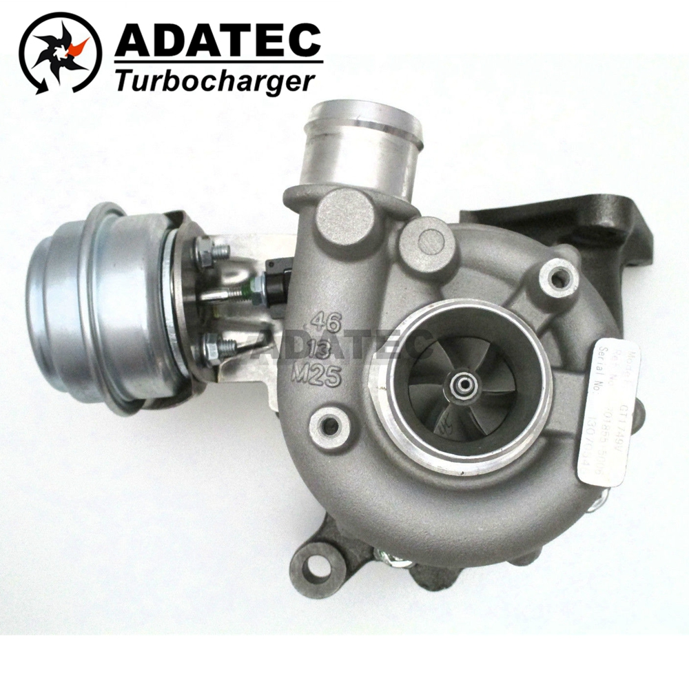 GT1749V 701855 Complete Turbo 028145702S 028145702SX 028145702PV Turbine For Volkswagen Sharan I 1.9 TDI 81 Kw - 110 HP AFN