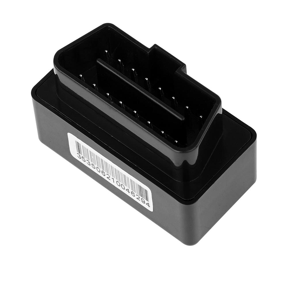 Gps-Tracker Alarm Plug Positioning-Realtime Multiple OBD Car Play with Compact