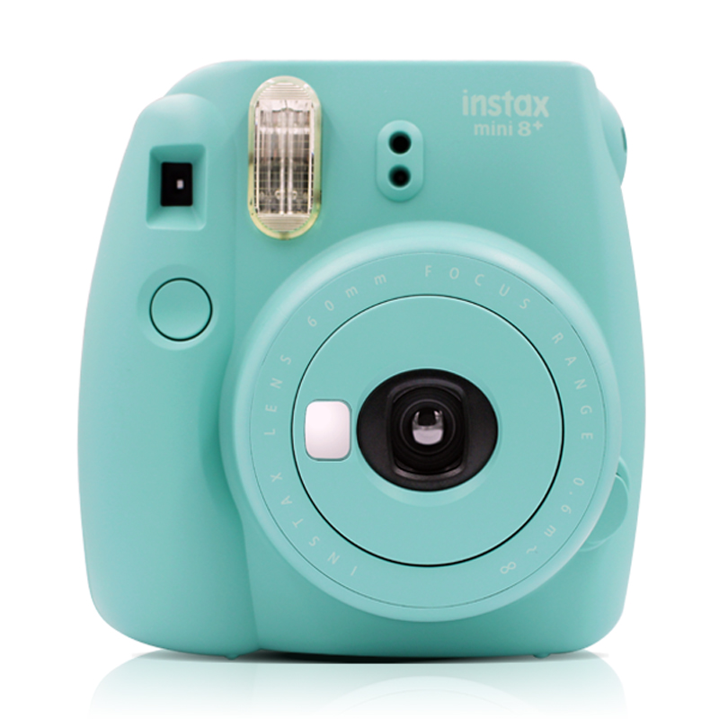 Fuji Fujifilm Instax Mini 8 Instant Film Photo Picture Camera With Hand Strap Mint In From Consumer Electronics On Aliexpress