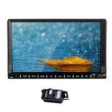 Latest Updated Android 4.4 In Dash Navigation Head-Unit 7 Inch Capactive Touch Screen Car GPS Stereo Audio + Bluetooth