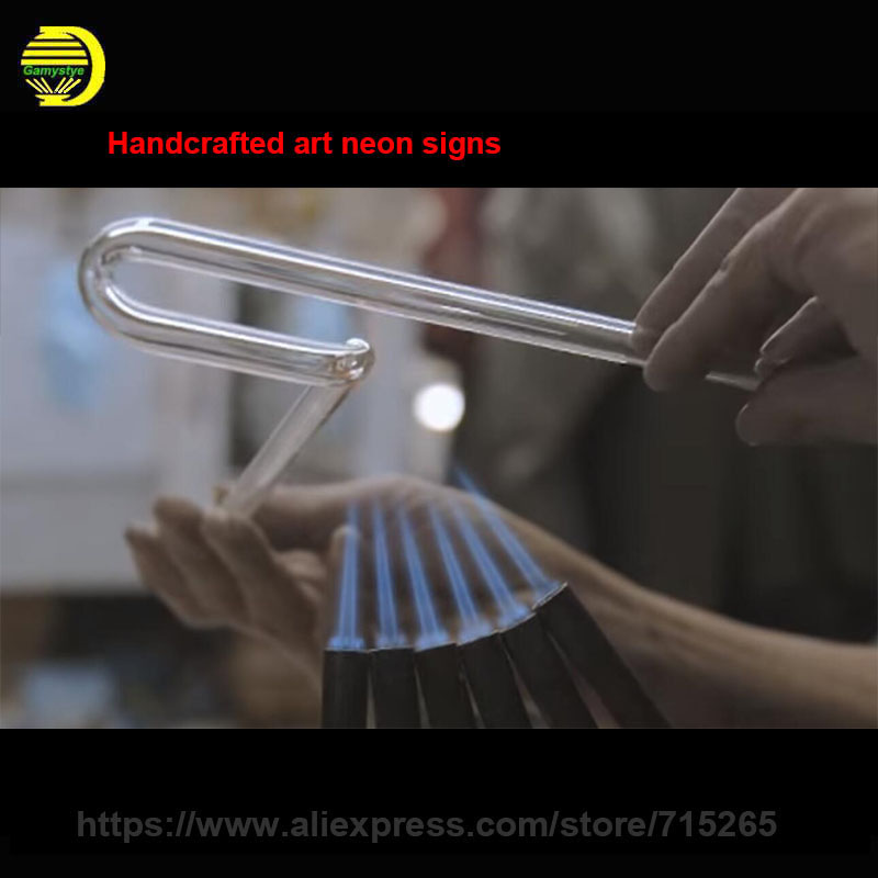 Outdoor advertising LED neon Pub sign light decoration neon signs for bar Neon Lamp BAR OPEN Board Signs Glass Tube VD 1.3mx0.5m
