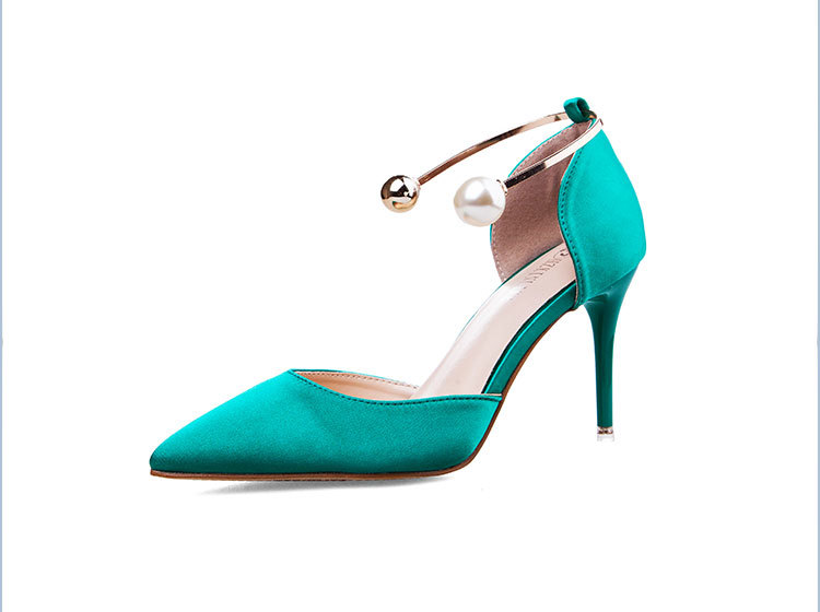 Qualité Carré Couleur Chaussures Bas Talon Haut Talons Été Bleu 2019 Noir Pompes Désherbage Femmes Nouvelle Arrivée O1WwpEP