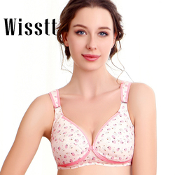 Maternity nursing bra front button hasp cotton wirefree pregnant women breastfeeding bra pregnancy underwear gravida clothing.jpg 250x250