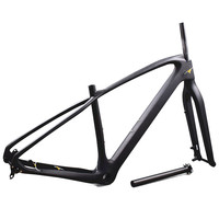 Cheap Price 29 27 5 Inch Carbon Mountain Bike Frame PF30 Bottom Bracket Chinese 12 142mm