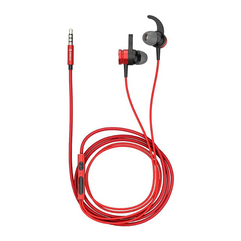 Orico Soundplus-Rs1 In-Ear Earphone Sport Colorful Earphones 3.5Mm Audio Jack Headset Stereo Earphones With Microphone For Xia