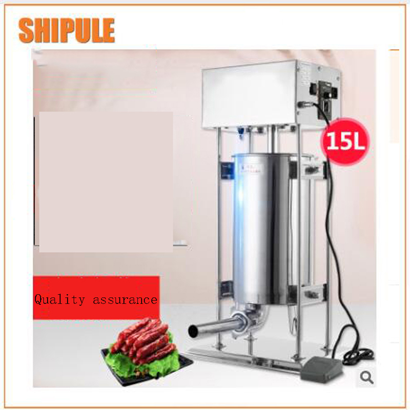 15L Commercial Electric Stainless Steel Enema Machine Heated Dog Automatic Enema Machine new automatic stainless steel commercial vegetable