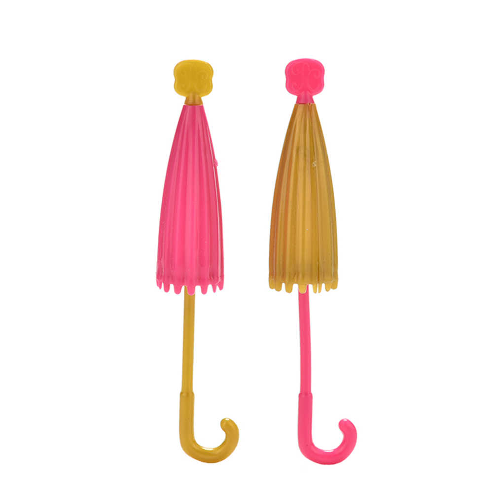 2019 кружевной зонтик аксессуары для куклы ручной работы куклы вышитый зонтик для кукол игрушек аксессуары Новый стиль подарок для детей