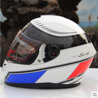 2018 New Fashion YOHE Full Face Motorcycle Helmet Motorcross Motorbike Helmets Made Of ABS And PC
