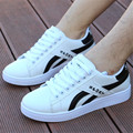 New Outdoor Fashion joker Hot sale Men 2016 Flat casual Walking shoes small white shoes Fashion light size 39-44 chaussure homme