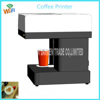 Art Beverages Coffee Printer Chocolate Food With Its Logo Photo Applicable Cup Width 11 11CM 20