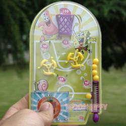 Супер Лидер продаж взрыв пластиковые детский мультфильм мраморные плиты пинбол игры игрушки
