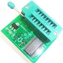 1,8 V конвертер SPI flash SOP8 DIP8 конверсионная плоская панель MX25 W25 1,8 V плата адаптера