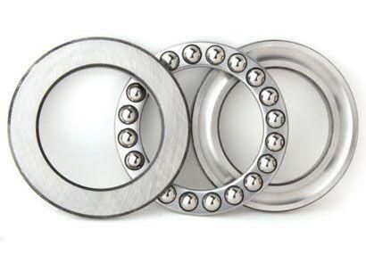 Thrust Ball Bearings  Axial 51204  ABEC-1,P0,20x40x14 mm ( 2 PCS )