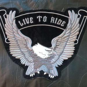 Image 3 - Letter Embroidery Motorcycle Leather Vest Men Spring New Fashion Punk Sleeveless Jacket V Neck Plus Size Waistcoats YT50106