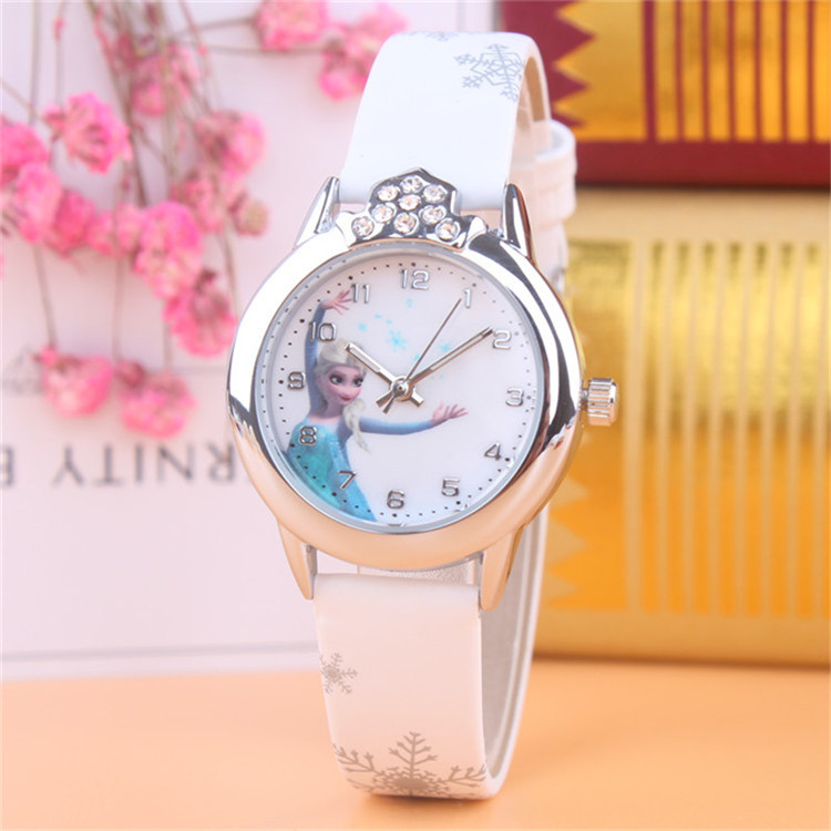 relogio feminino 2018 New relojes Cartoon Children Watch Princess Watches Fashion Kids Cute rubber Leather quartz Watch Girlrelogio feminino 2018 New relojes Cartoon Children Watch Princess Watches Fashion Kids Cute rubber Leather quartz Watch Girl
