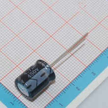 Free shipping 500pcs/lot Electrolytic Capacitor 4.7uF 450V 10mm*13mm best quality - Category 🛒 Electronic Components & Supplies