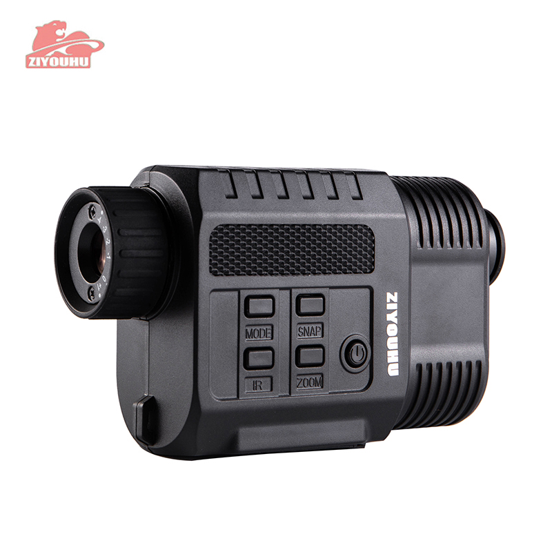 ZIYOUHU HD Digital Night Vision Scope Infrared Monocular Camera Camcorder Hunting Night Viewer Scope 3 5X Handheld Telescope in Night Visions from Sports Entertainment