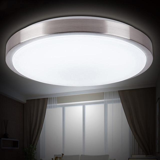 Bevorzugt Decke lichter LED lampe Durchmesser 26 cm Acryl panel Aluminium PW52