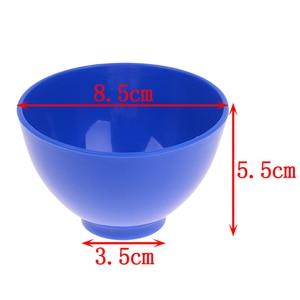 Image 5 - 1 Stuks Nieuwe Dental Rubber Kom Plastic Lab Silicon Bowl Voor Mondhygiëne Tool Tandarts Dental Medische Apparatuur Rubber Kom 3 Kleuren