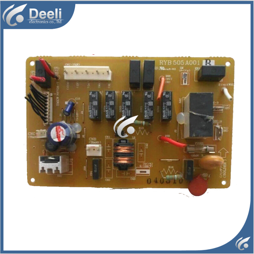 95% new Original for air conditioning Computer board circuit board RYB505A001