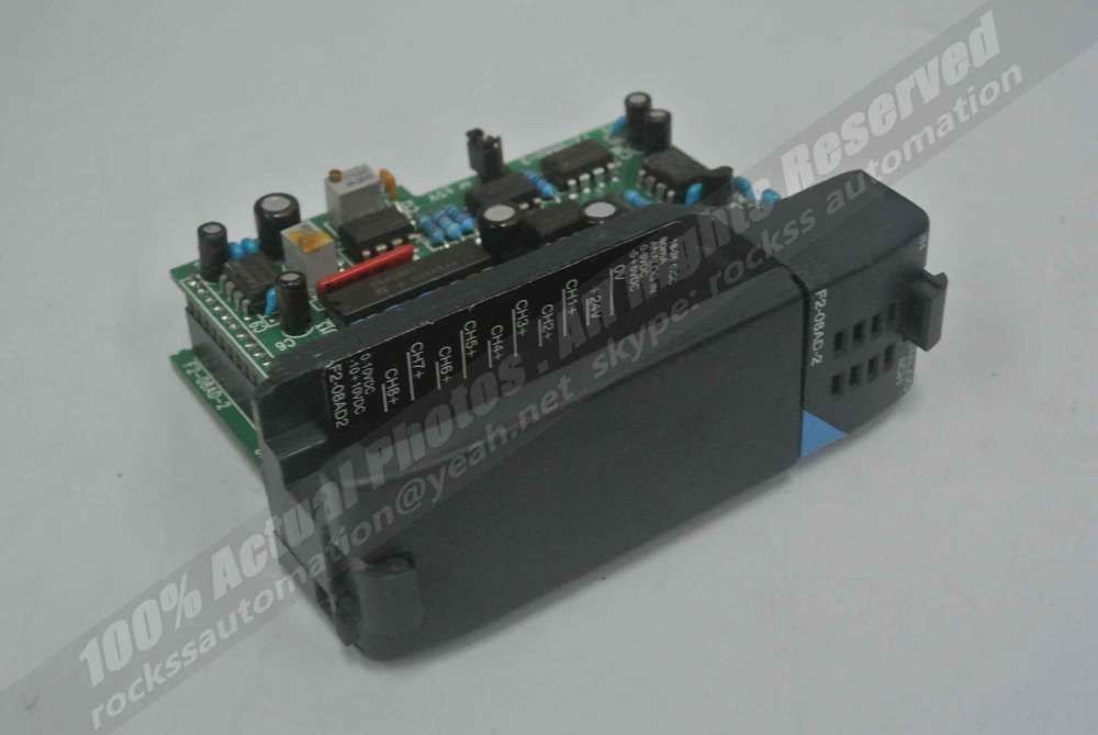 PLC Module F2-08AD-2 Used In Good Condition With Free DHL / EMS