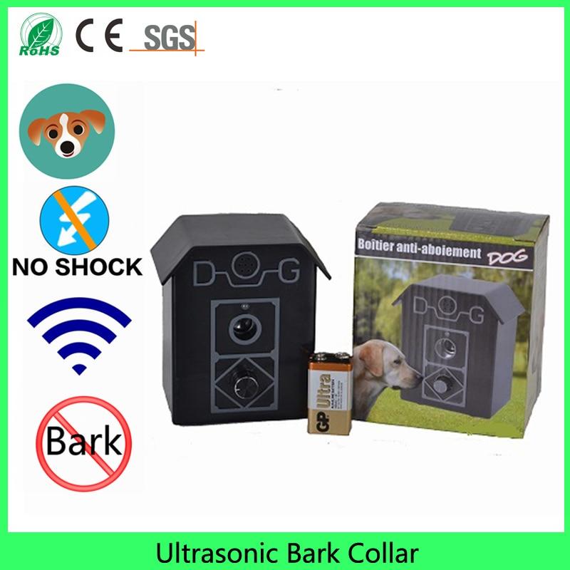 Límec Adiestramiento Perros Ultrazvukové pes Repeller Hot Prodej Nový styl Ourdoor Levné Anti-bark Control Dog Training House