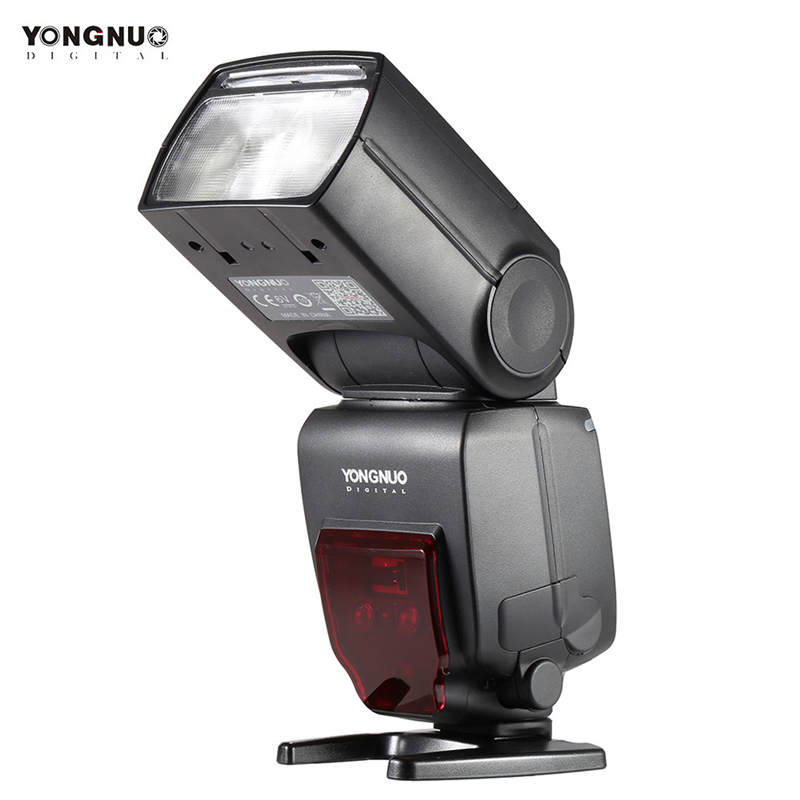 YONGNUO YN660 Wireless Flash Speedlite GN66 2.4G Wireless HSS 1/8000s for Canon Nikon Pentax Olympus Camera yongnuo 3x yn 600ex rt ii 2 4g wireless hss 1 8000s master flash speedlite yn e3 rt flash trigger for canon eos camera 5d 6d