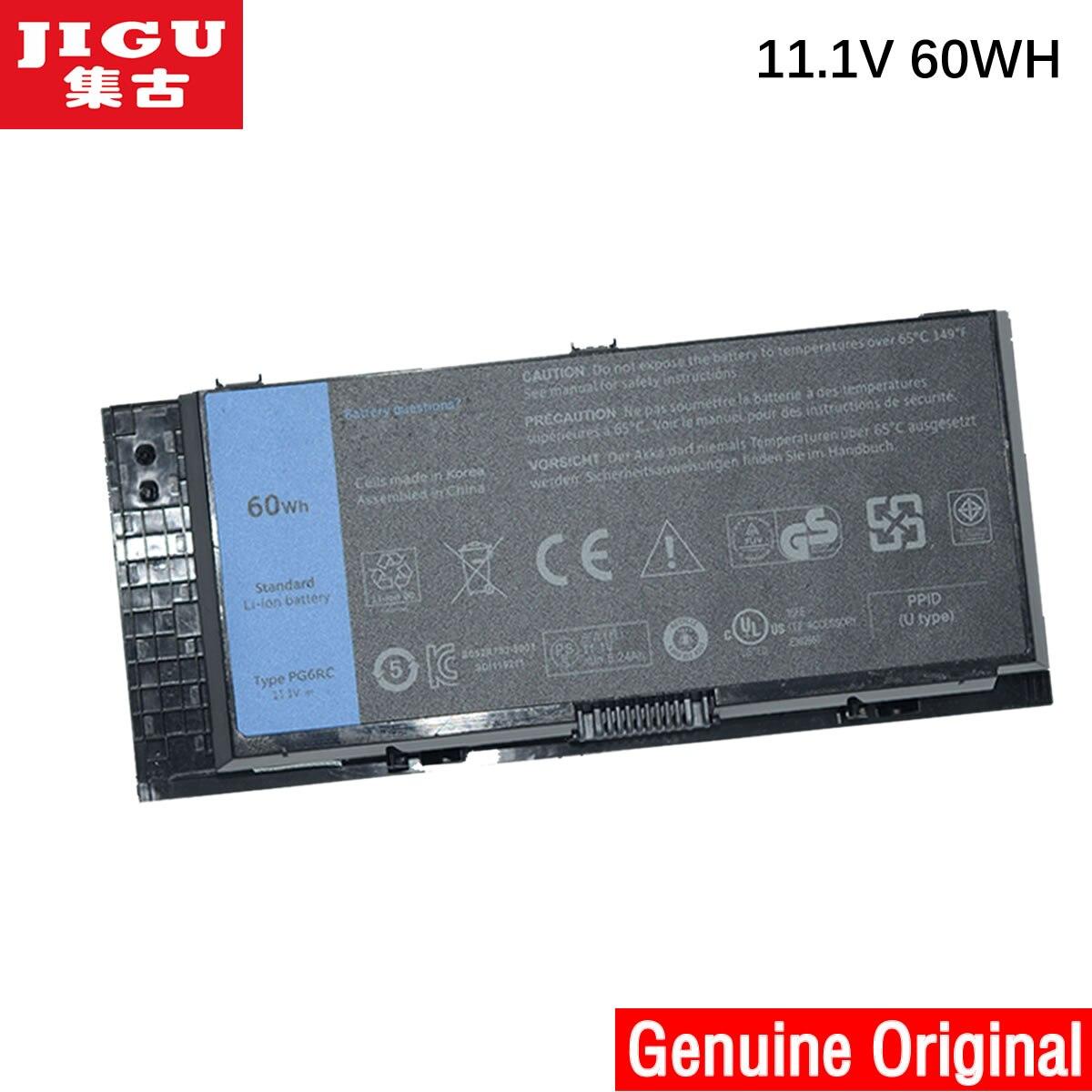 JIGU 0FVWT4 0TN1K5 312-1176 1177 1178 3DJH7 451-11742 11743 97KRM Оригинальный аккумулятор для ноутбука Dell M4600 M4700