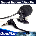 3.5mm Plug Wired Vocal Lavalier Microphone Clip Tie Lapel Mic For Wireless Loudspeaker Speech Teaching Meeting Microfone Lapela