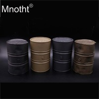 Mnotht P0011 Gasoline Can Model Scene Accessories 1/6 Scale Soldier Parts Simulati Military for Action Figure Toy Collection M3n