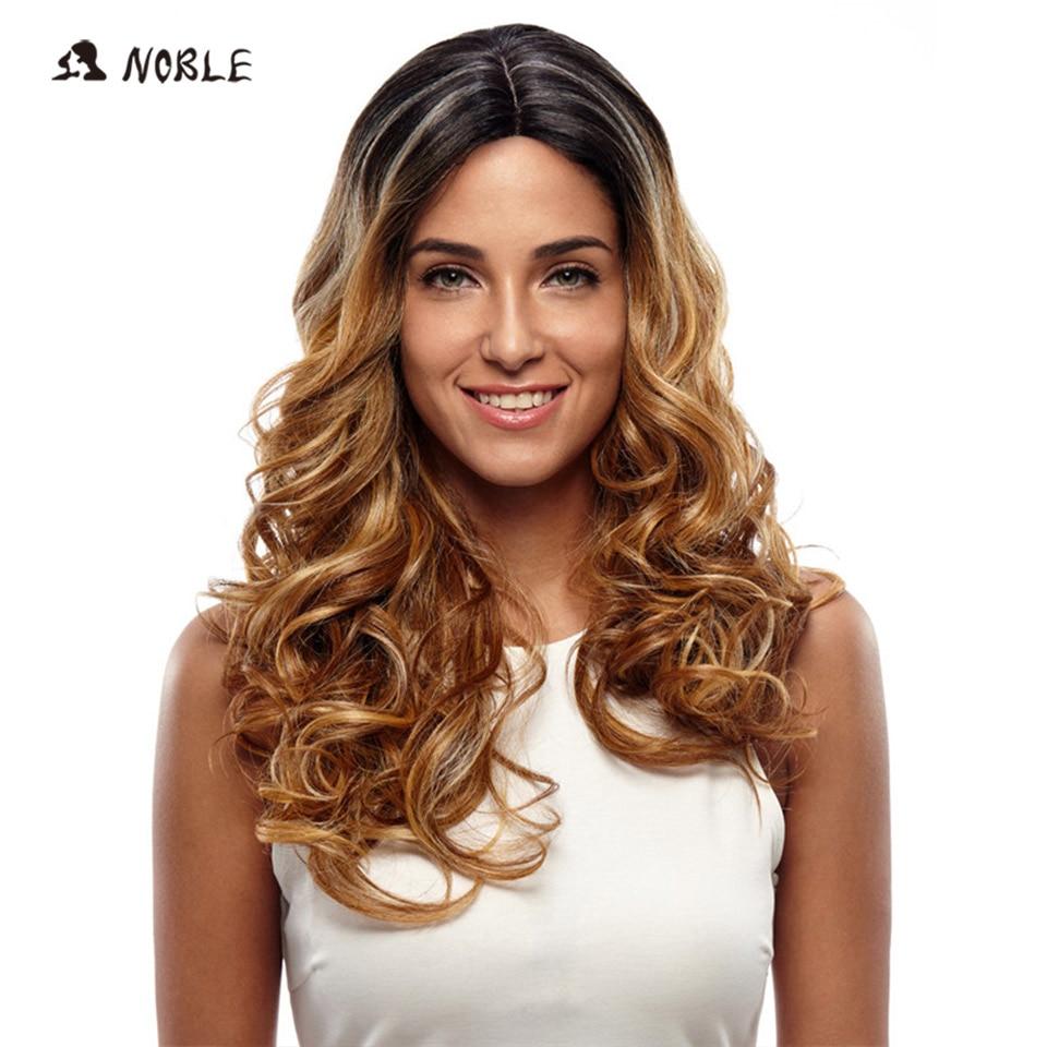 Ευγενείς Περούκες Για Μαύρες - Συνθετικά μαλλιά - Φωτογραφία 1