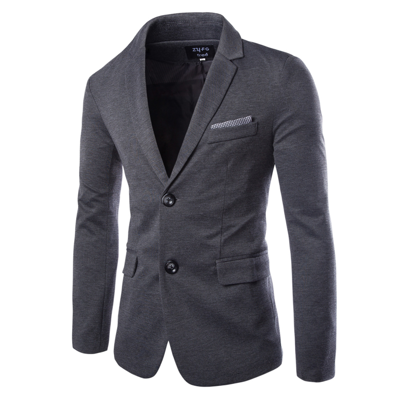 New Autumn Style Luxury Business Casual Suit Men Blazers Professional Formal Wedding Dre ...