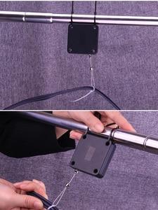 Image 3 - Claite 10pcs 3 meter 개폐식 자동 와이어 풀 박스 테이크 업 박스 HTC VIVE 브래킷 와인 더 VR 헤드 용 도난 방지 케이블