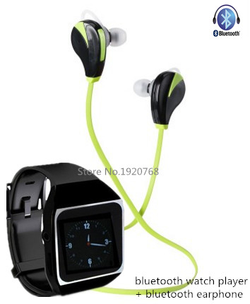 buy 8gb watch mp3 player bluetooth. Black Bedroom Furniture Sets. Home Design Ideas