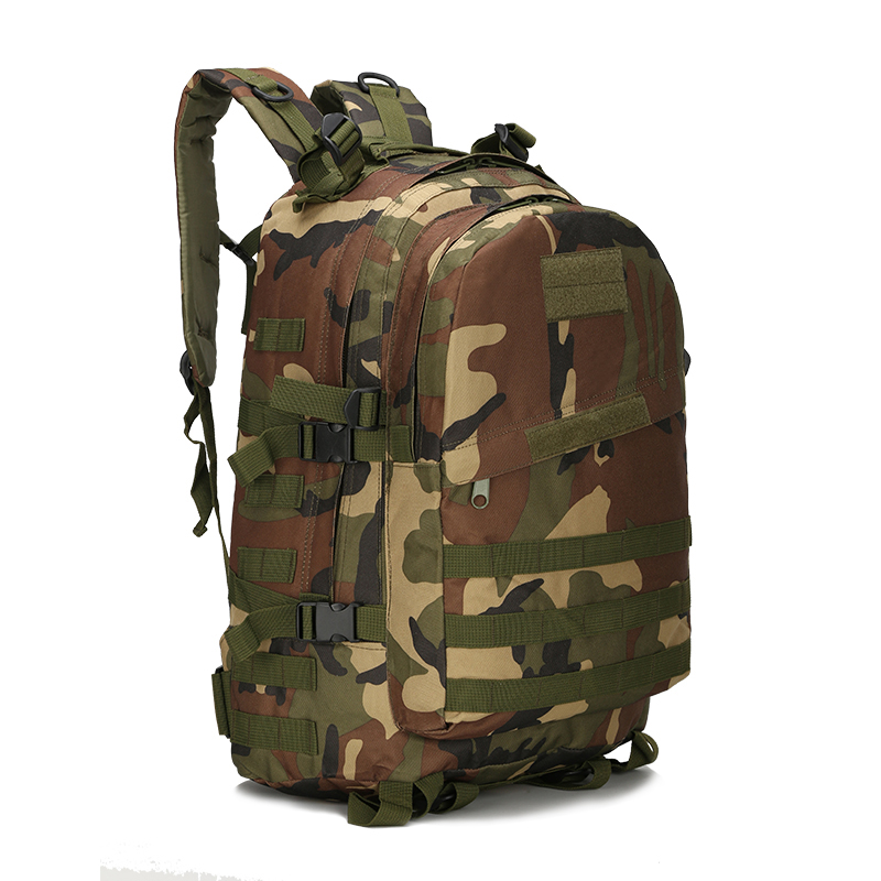 Sac de randonnée étanche Camouflage militaire sac à dos tactique Sport sacs d'école Camping randonnée Pack Ski escalade sac à dos