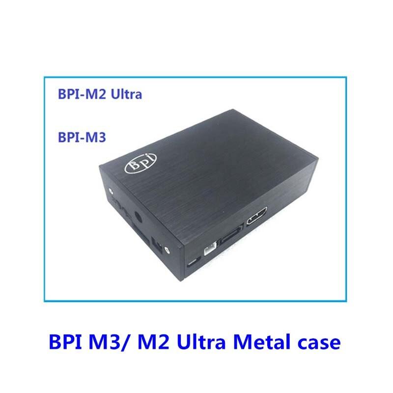 Banana PI M3/M2 Ultra Metal Shell For Banana Pi M3/M2 Ultra