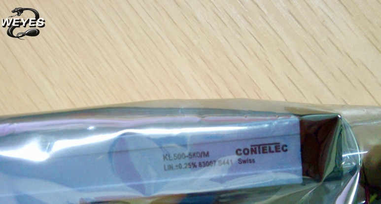 KL500-5KO/M 83007 S441 CONTELEC Linear Transducer New Condition