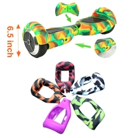 Anti Scratch Sleeve Wrap Enclosure 6 5 2 Wheels Self Balancing Electric Scooter Silicone Case Cover