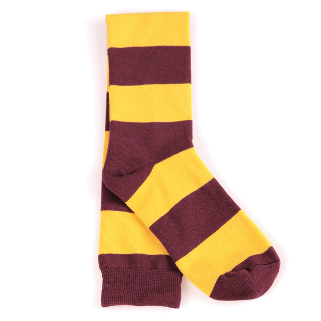 Top Harry Potter Socks, Glan gryffindor sockinets over the knee,long #YA55