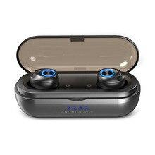 IP010 X PRO Наушники Bluetooth 5,0 стерео Hifi гарнитура Портативный сенсорный контроль наушники шумоизоляция Спорт глубокий бас наушники