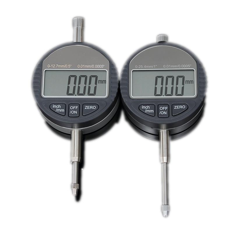 0.01mm LCD電子ダイヤルインジケーターゲージ12.7mm / - 計測器 - 写真 2