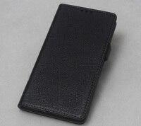 EN Stock 100% D'origine Véritable étui en cuir pour philips S616 téléphone flip cas de couverture livre style de Bonne qualité en gros