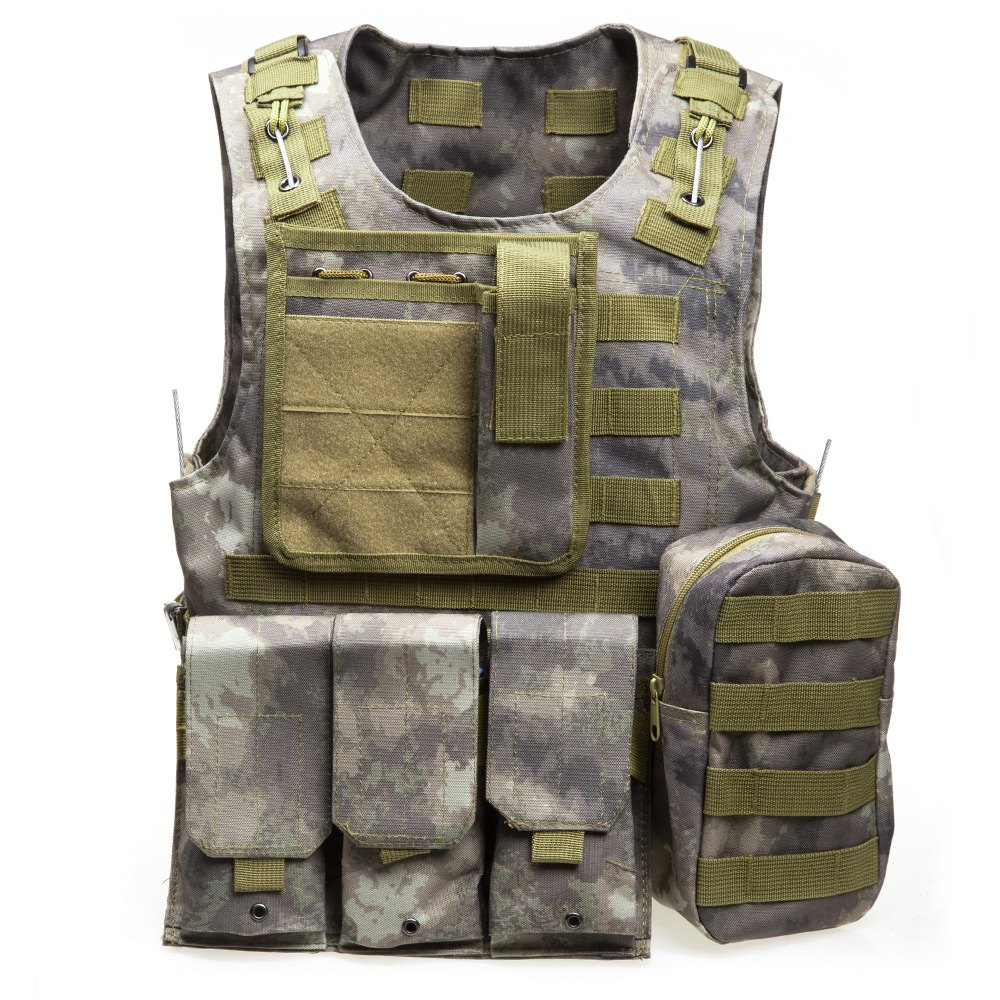 Mounchain Colors Molle Ciras Colete Tatico 5xl tactical vest Camouflage Hunting swat vest Armor Hunting Equipment tactical Vest