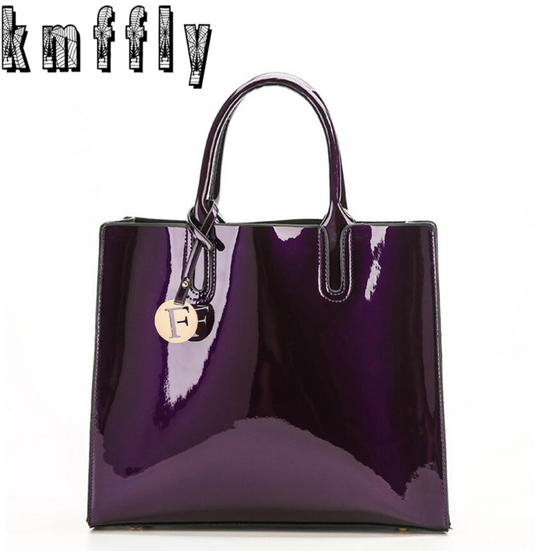 KMFFLY Neverfull High Quality PU Leather Women Big Shoulder Bags Large Handbag Fashion Zipper Soft Ladies Bag Bolsas Femininas