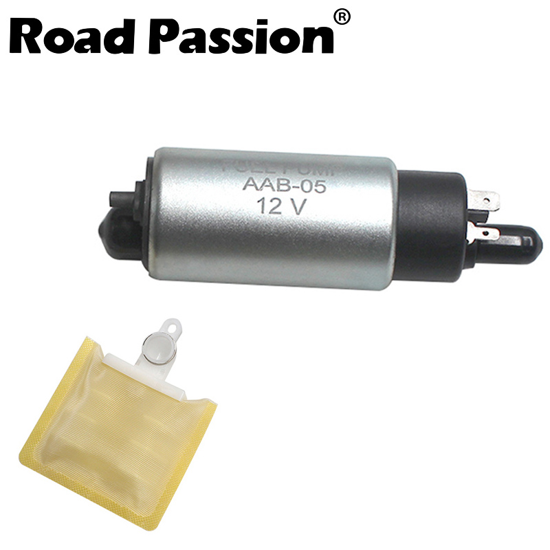 Road Passion Motorcycle Gasoline Petrol Fuel Pump For YAMAHA C3 XF50 XF 50 TMAX  XP500 XP 500 Majesty 400 YP400 YP