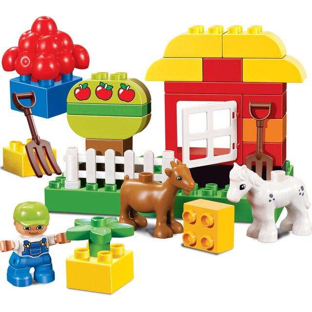 Duży Rozmiar Cegły Chiny Klocki Klasyczne Marki Dla Dzieci Toy