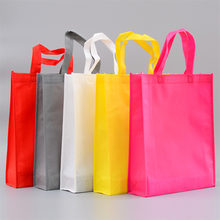 Women Foldable Shopping Bag Reusable Eco Large Unisex Fabric Non-woven Shoulder Bags Tote grocery cloth Bags Pouch(China)