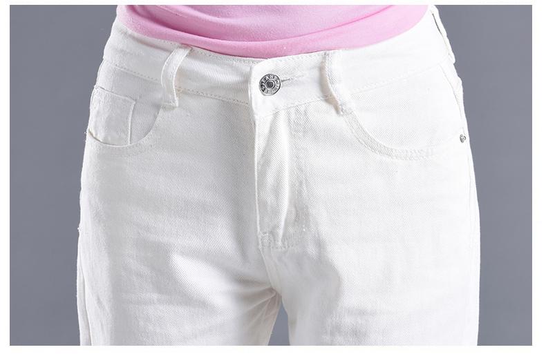 HTB1iKDESpXXXXXaXpXXq6xXFXXXB - Women High Waist Jeans Ripped Solid JKP127