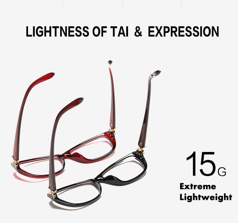 Eye Glasses Әйелдер Рамалары Fashion Brand Designer - Киімге арналған аксессуарлар - фото 5